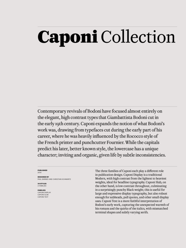 Caponi collection 1 600 xxx q87