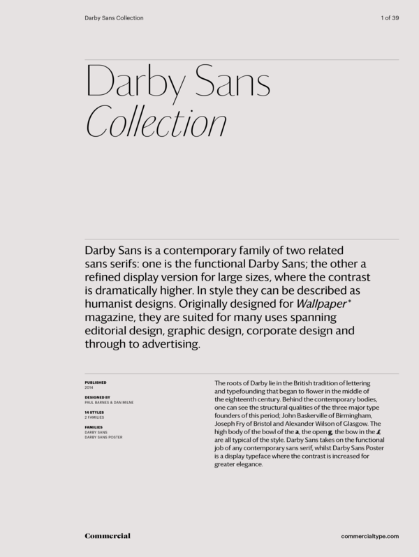 Darby sans collection 1 600 xxx q87