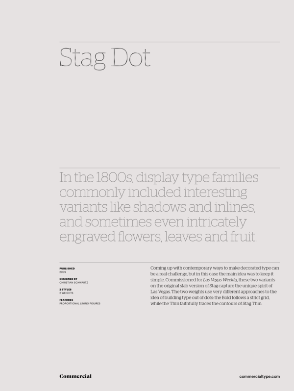 Stag dot family 1 600 xxx q87
