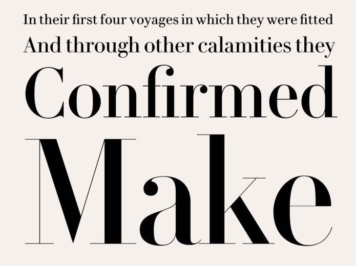 Commercial Type » News » New release: Le Jeune by Paul
