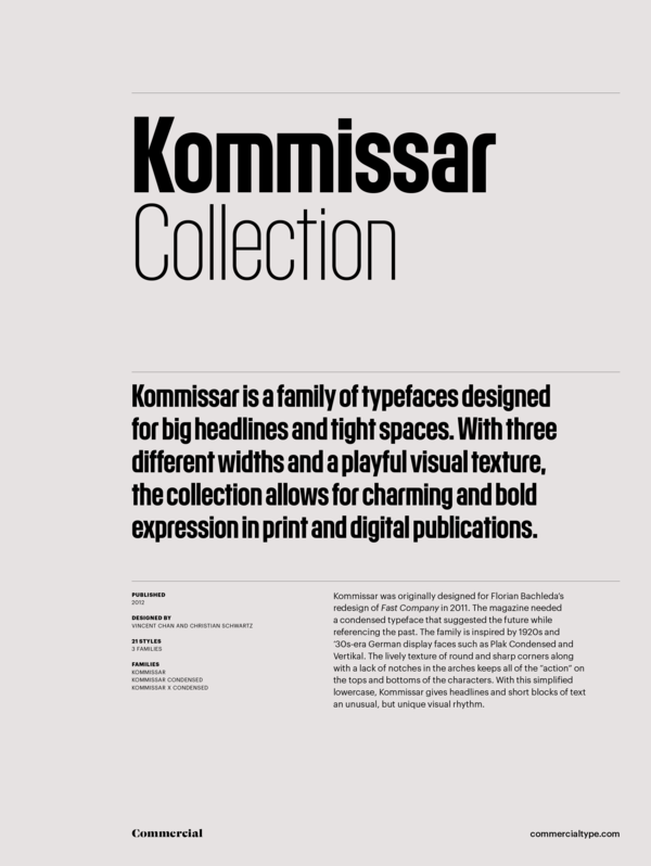 Kommissar collection 1 600 xxx q87